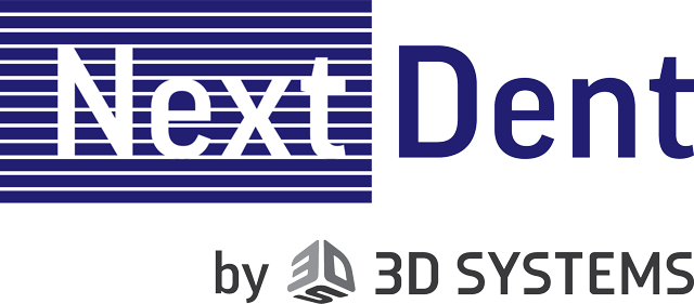 NextDent by 3D Systems Logo