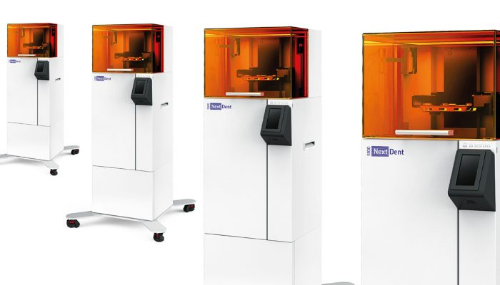 NextDent 5100 3D Printer | NextDent and 3D Systems - Leading Dental Materials for 3D Printing