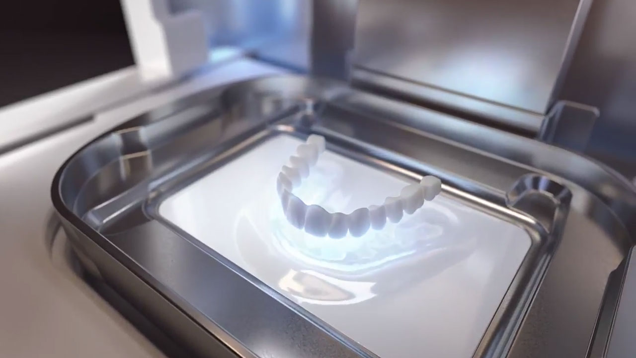 NextDent 5100 | NextDent and 3D Systems - Leading Dental Materials for 3D Printing