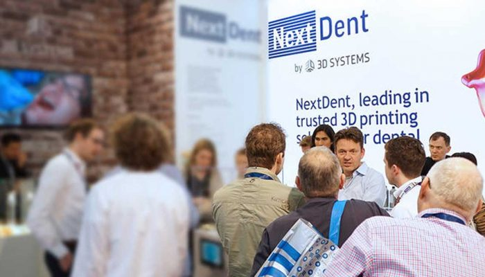 NextDent 3D Systems at LMT LabDay