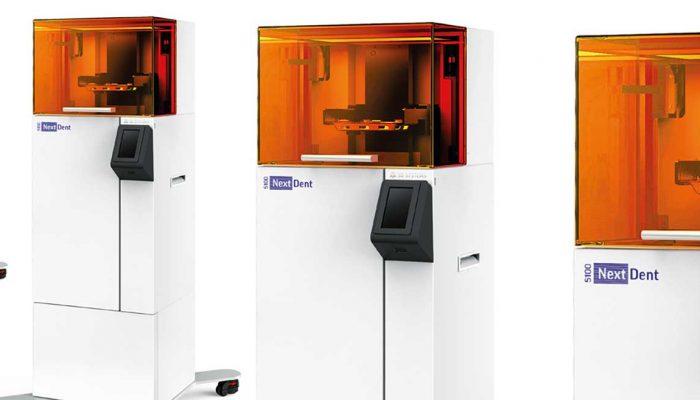 NextDent 5100 3D Printer | NextDent and 3D Systems - Leading Dental Materials for 3D Printing